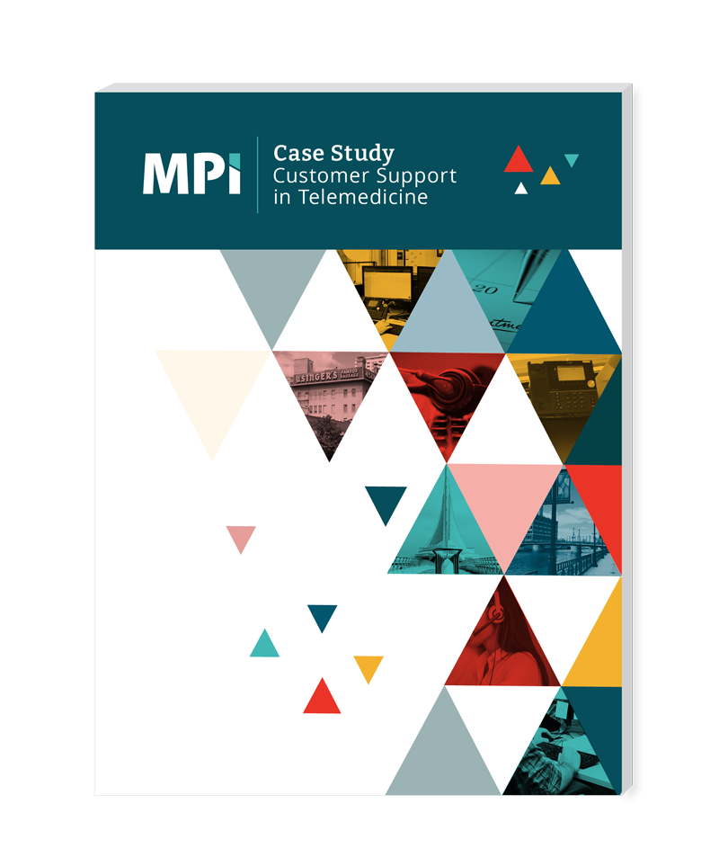 Case Study: Customer Support in Telemedicine, by MPI